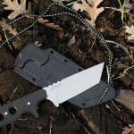 Cold Steel Mini Tac Tanto Neck Knife Review