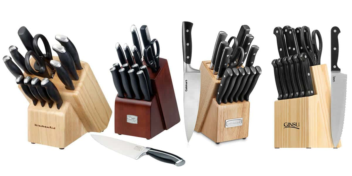 Great kitchen cutlery sets under 100 dollars