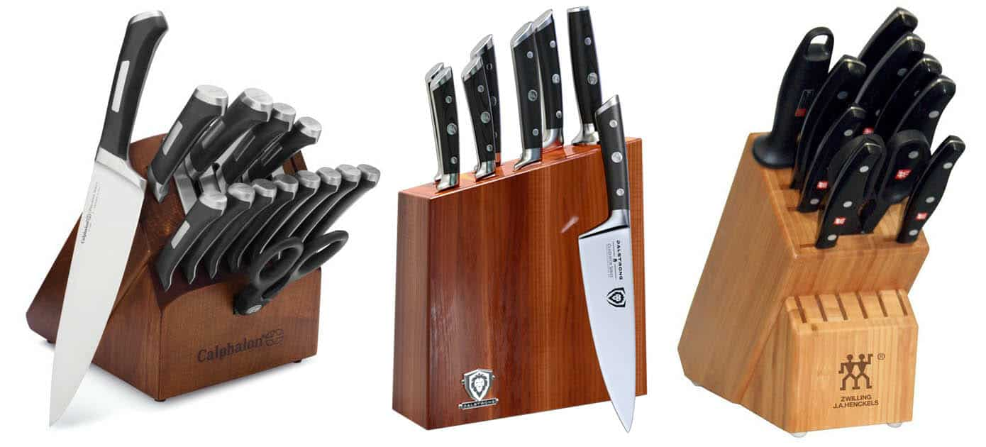 Best kitchen knife sets under 300