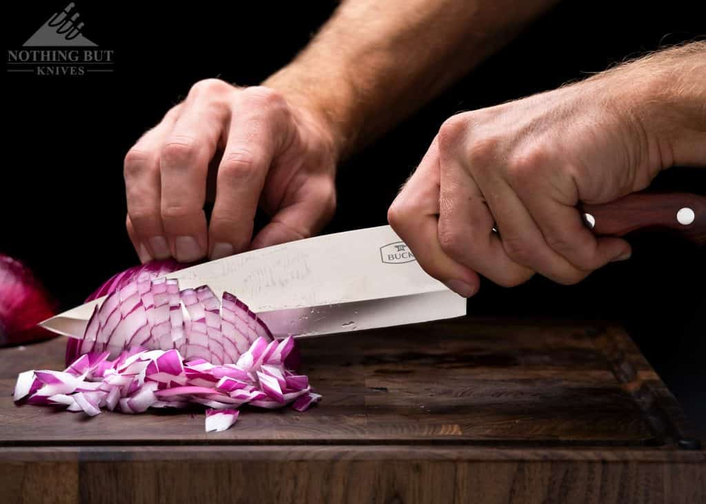 Buck 931 Chef Knife Review